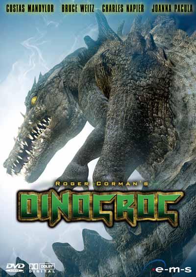 'Dinocroc', el cocodrilo-dinosaurio ataca