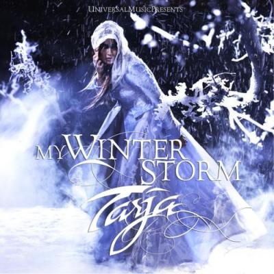"""My Winter Storm"". La suave magia de Tarja Turunen"