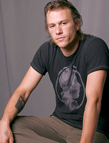 Fallece Heath Ledger