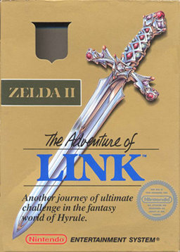 'Zelda II: The adventure of Link', la leyenda olvidada