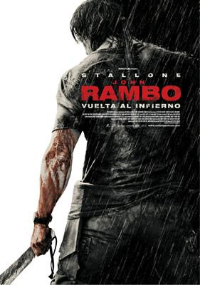 """""""John Rambo"""". Él es el infierno"""