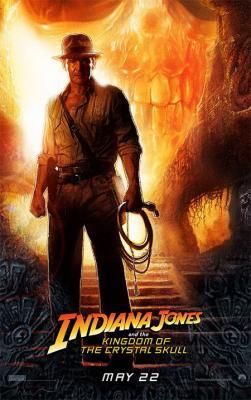 Teaser trailer de 'Indiana Jones y El Reino De La Calavera De Cristal'
