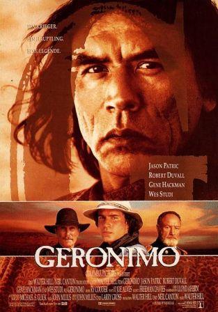 """""""Gerónimo; una leyenda americana"""". Correcta crónica del final de una época"""