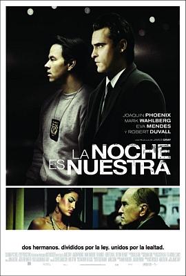 """""""La noche es nuestra"""". Nueva promesa del cine policiaco"""