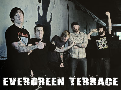 EVERGREEN TERRACE - Chaney Can't Quite Riff Like Helmet's...
