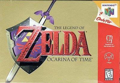 'Ocarina of Time', diez años después