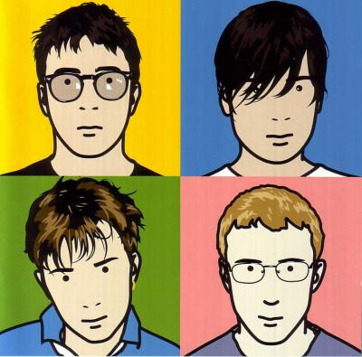 Blur - Coffee & TV -