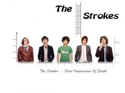 The Stroke - Last Night -