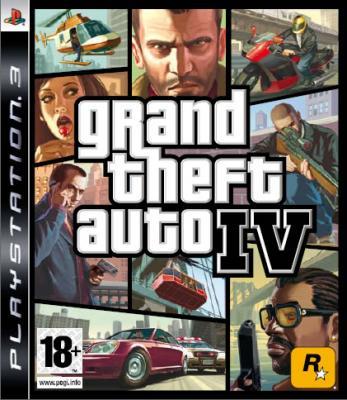 'Grand Theft Auto IV', todo es grande